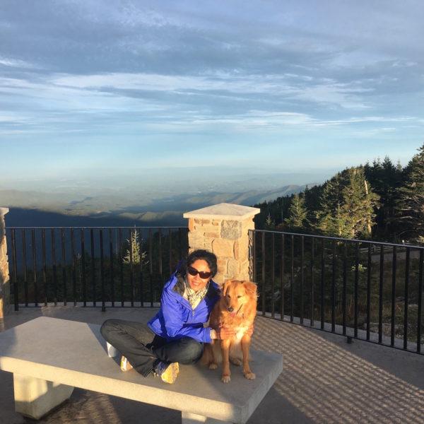 Mt Mitchell Blue Ridge Parkway Sunset ASHEVILLE