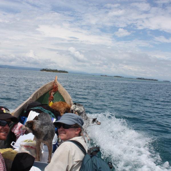 North Carolina Panama Ocean Boat Tour
