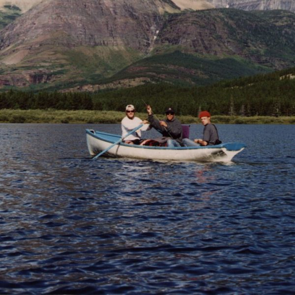 Happy Tails tours in the Rocky Mountains