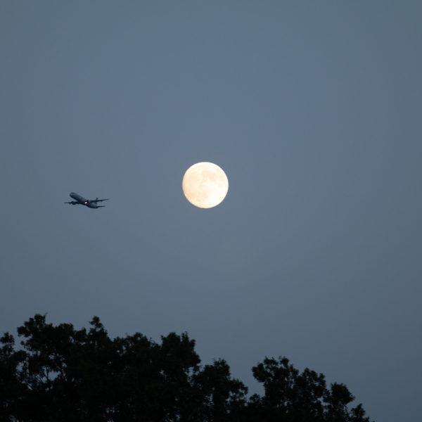 Full moon shot 2