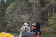 best dog travel kayaking tours