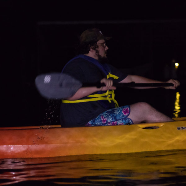 Howl at the moon kayaking with dogs 3