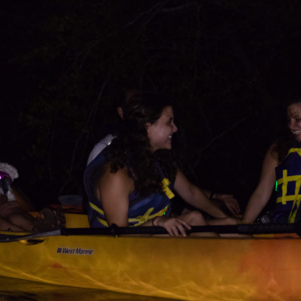 best dog tour adventure kayaking