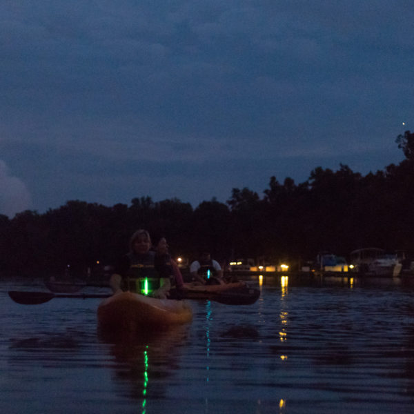 howl at the moon kayaking and SUP adventure with dogs