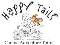 Happy Tails Tours Logo