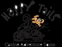 Happy Tails Tours Logo