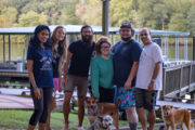 Happy Tails Tours prize winners